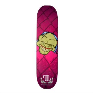 Pandemic Zombie Skateboard Deck