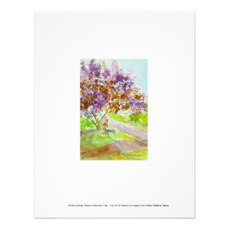 Pandora Series - Hope and the Lilac Tree Announcements