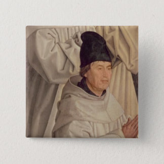 Panel of the Monks 15 Cm Square Badge