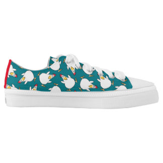 Shoes - PANIC CHICKEN by Sandra Boynton Low-Top Sneakers