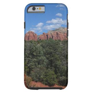 Panorama of Red Rocks in Sedona Arizona Tough iPhone 6 Case