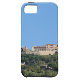 Panorama of Volterra village, province of Pisa iPhone 5 Cover