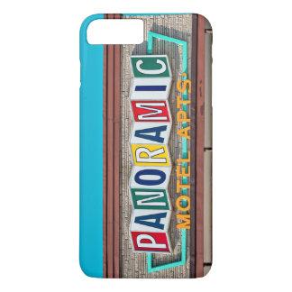 Panoramic Motel iPhone Case