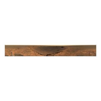 Panoramic view of Mars 9 Photo