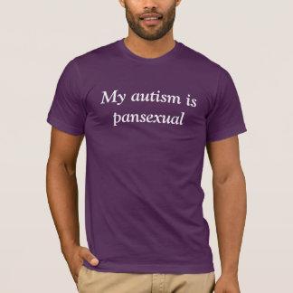 Pansexual Autism T-Shirt