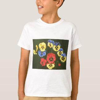 pansy lions dk T-Shirt