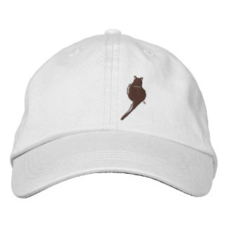 Panther Embroidered Hat