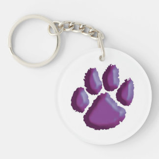 Panther Sports...It's a Way of Life! Keychain