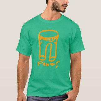 Pants Color Collection Logo Shirt Orange/Green