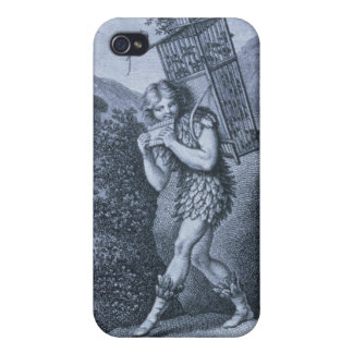 "Papageno: ""I am the birdcatcher iPhone 4/4S Cover"
