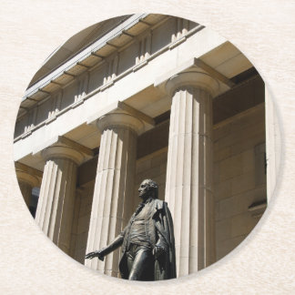 Paper Coasters - Georg Washington Federal Hall NYC