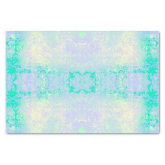 paper muslin blue