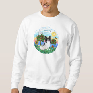 Papillon #1 sweatshirt
