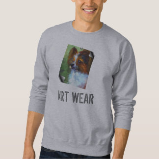 Papillon Art Wear Sweatshirt