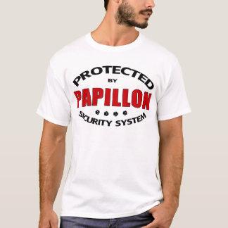 Papillon Dog Security T-Shirt