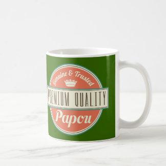 Papou (Funny) Gift Coffee Mug