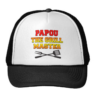 Papou The Grill Master Cap