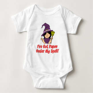 Papou Under My Spell Baby Bodysuit