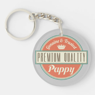 Pappy (Funny) Gift Key Ring