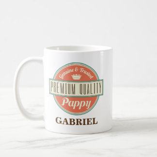 Pappy Personalized Office Mug Gift
