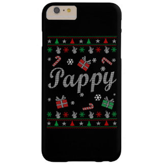 Pappy's Ugly Christmas Barely There iPhone 6 Plus Case