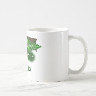 """Para-Is-Normal """"Proud Member"""" Basic White Mug"""