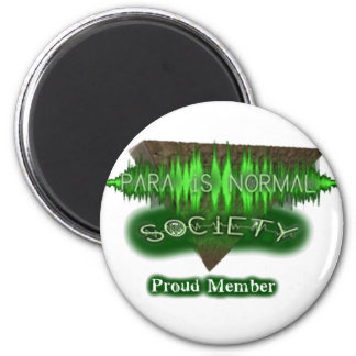 """Para-Is-Normal """"Proud Member"""" Magnet"""