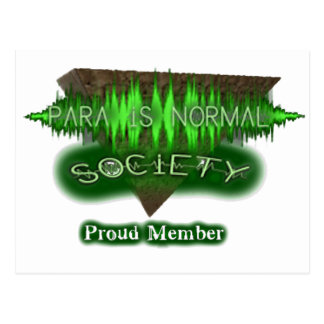 Para-Is-Normal Proud Member Post Cards