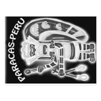 PARACAS-PERU POSTCARD