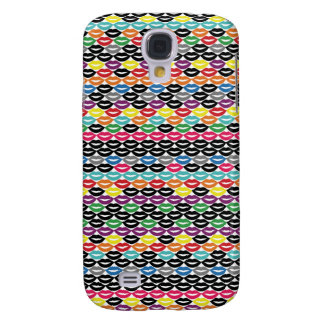 Paradigm Lips Galaxy S4 Case