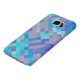 Paradise Cliff Mosaic Pattern - Galaxy S6 Case
