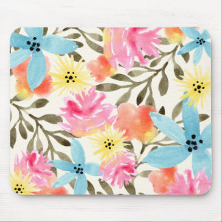 Floral Mouse Pads