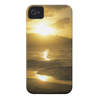 Paradise sunset Case-Mate iPhone 4 cases