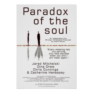 Paradox of the Soul Poster +