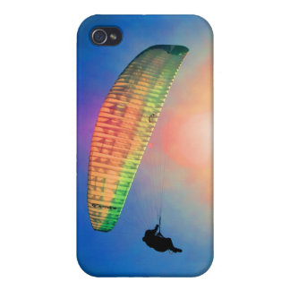 Paraglider Cover For iPhone 4