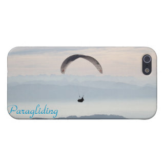 Paragliding iPhone 5 Cases
