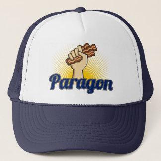 Paragon! (in Navy) Trucker Hat