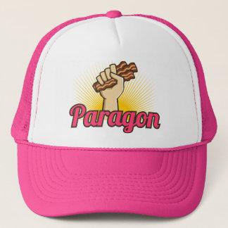 Paragon! (in Pink) Trucker Hat