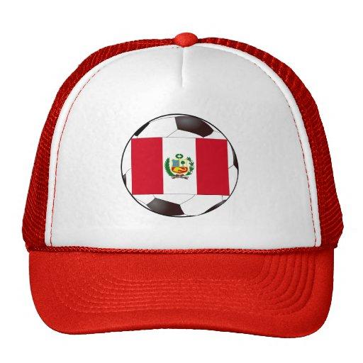 Paraguay National Flag Mesh Hats