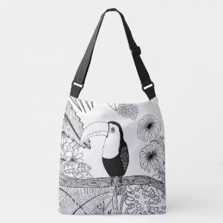 Paraíso Toucan Crossbody Bag
