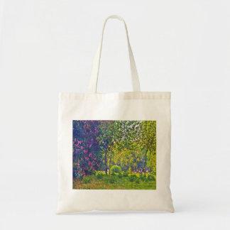 Parc Monceau Claude Monet Tote Bag