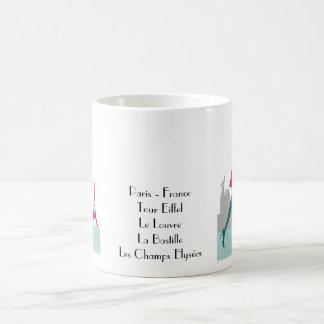 paris2, paris2, Paris - FranceTour EiffelLe Lou… Coffee Mug