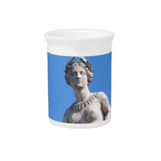 Paris architecture beverage pitchers