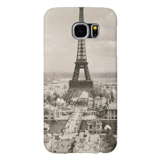 Paris: Eiffel Tower, 1900 Samsung Galaxy S6 Cases