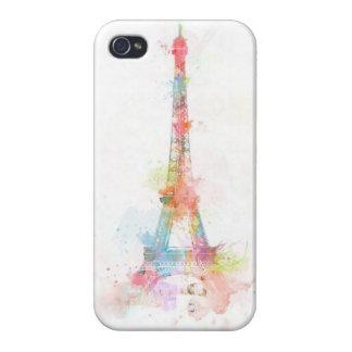 Paris Eiffel Tower iPhone Case iPhone 4 Covers