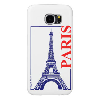 Paris-Eiffel Tower Samsung Galaxy S6 Cases