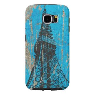 Paris Eiffel Tower Samsung Galaxy S6 Cases