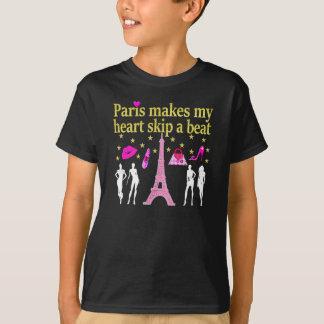 PARIS MAKES MY HEART SKIP A BEAT T-Shirt