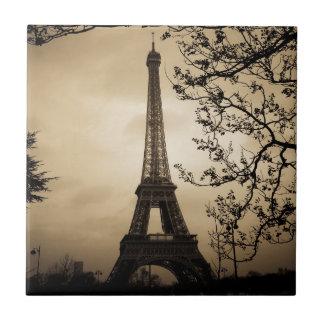 Paris Small Square Tile