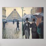 Paris Street; Rainy Day Print